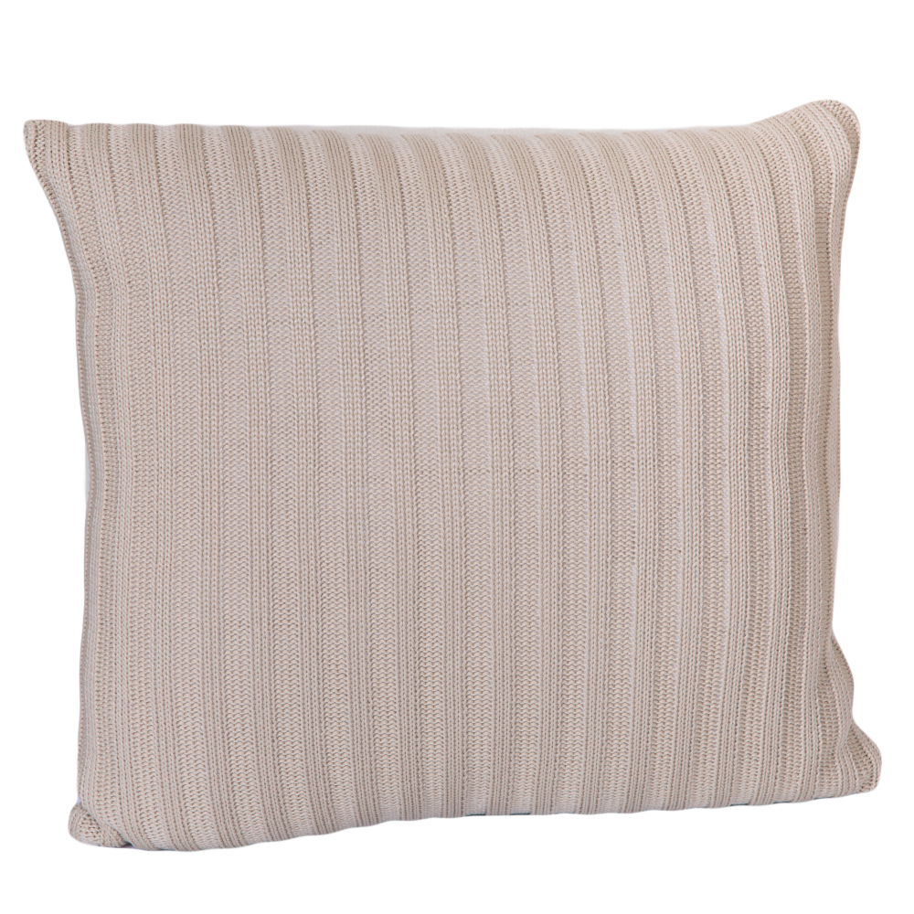 DOMUS: Woven Pillow; 45x45cm 1