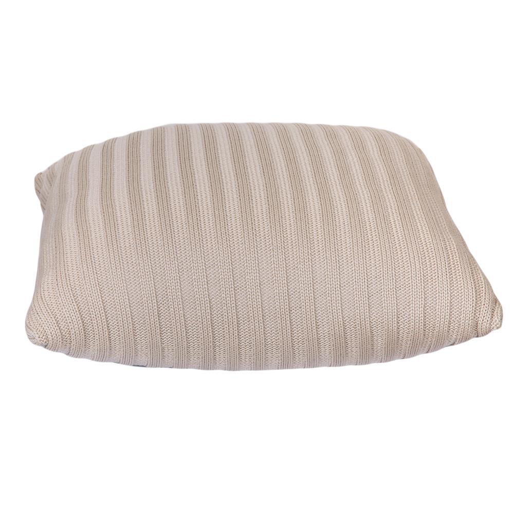 DOMUS: Woven Pillow; 45x45cm