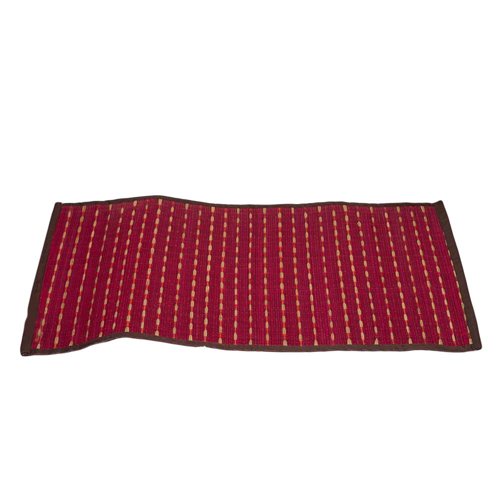 Placemat: Grass List Cotton + Coco Stick; 45x35x0