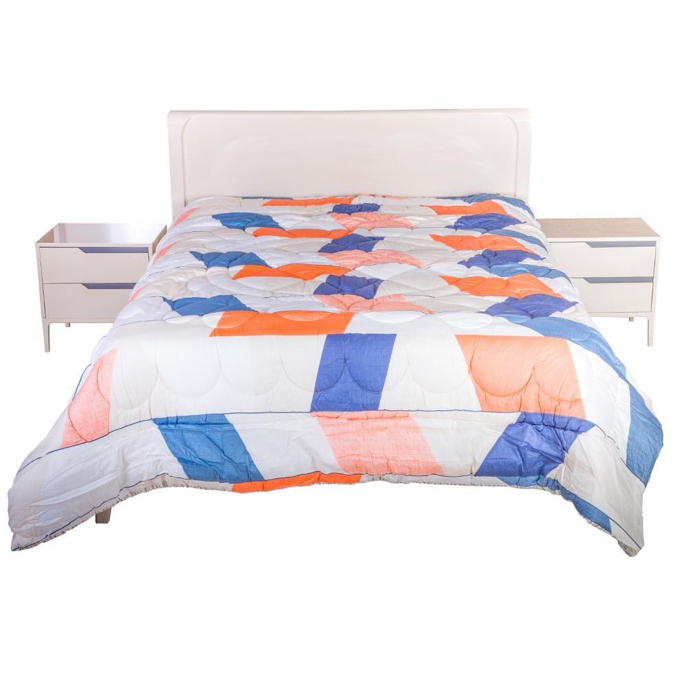 Fashion: King Microfiber Comforter Set, 6pc 1