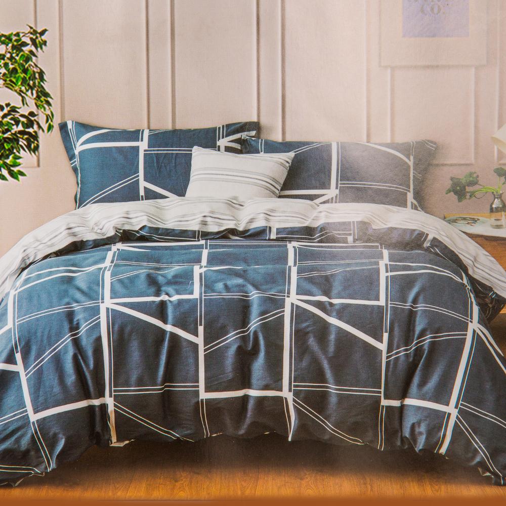 DOMUS: Double Comforter Set: 5pcs; 160x220cm #JJ3607 1