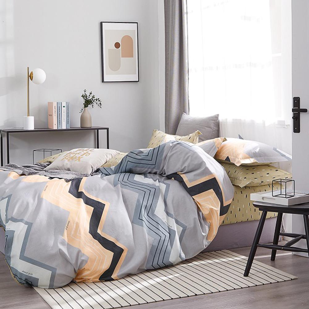 DOMUS: Queen Comforter Set: 7pcs; 220x230cm #LFSNX11265 1