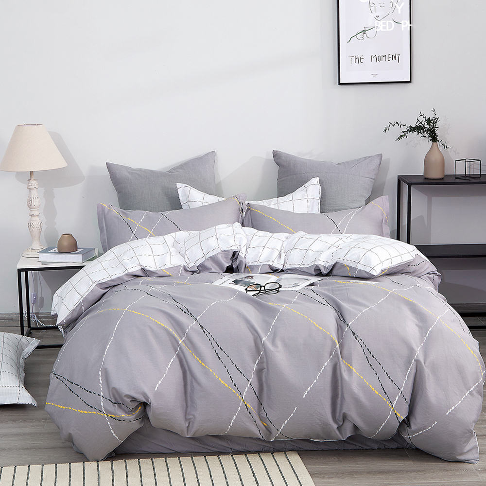 DOMUS: Double Comforter Set: 5pc; 160x220cm #LFSNX11148 1
