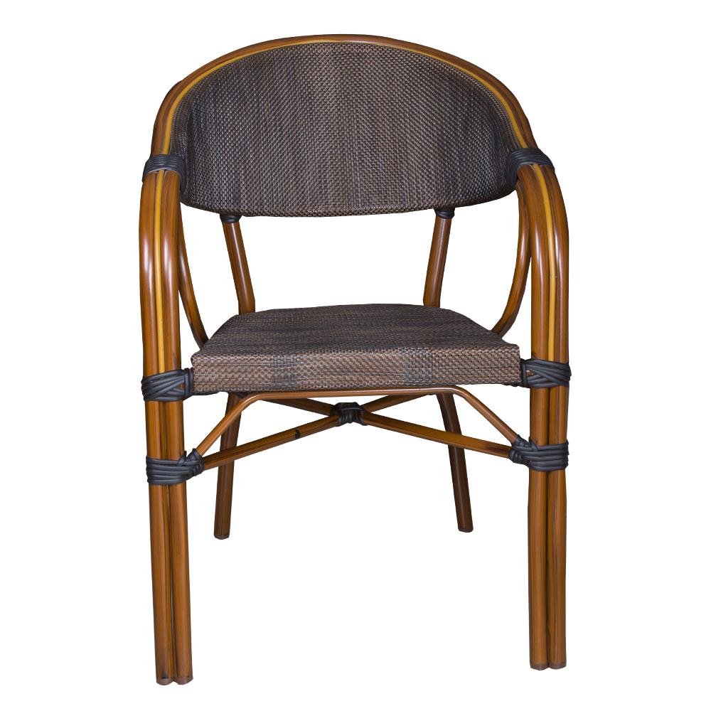 Champion: Leisure Chair With Aluminium Frame: 56x58x83cm #AS-6020 1