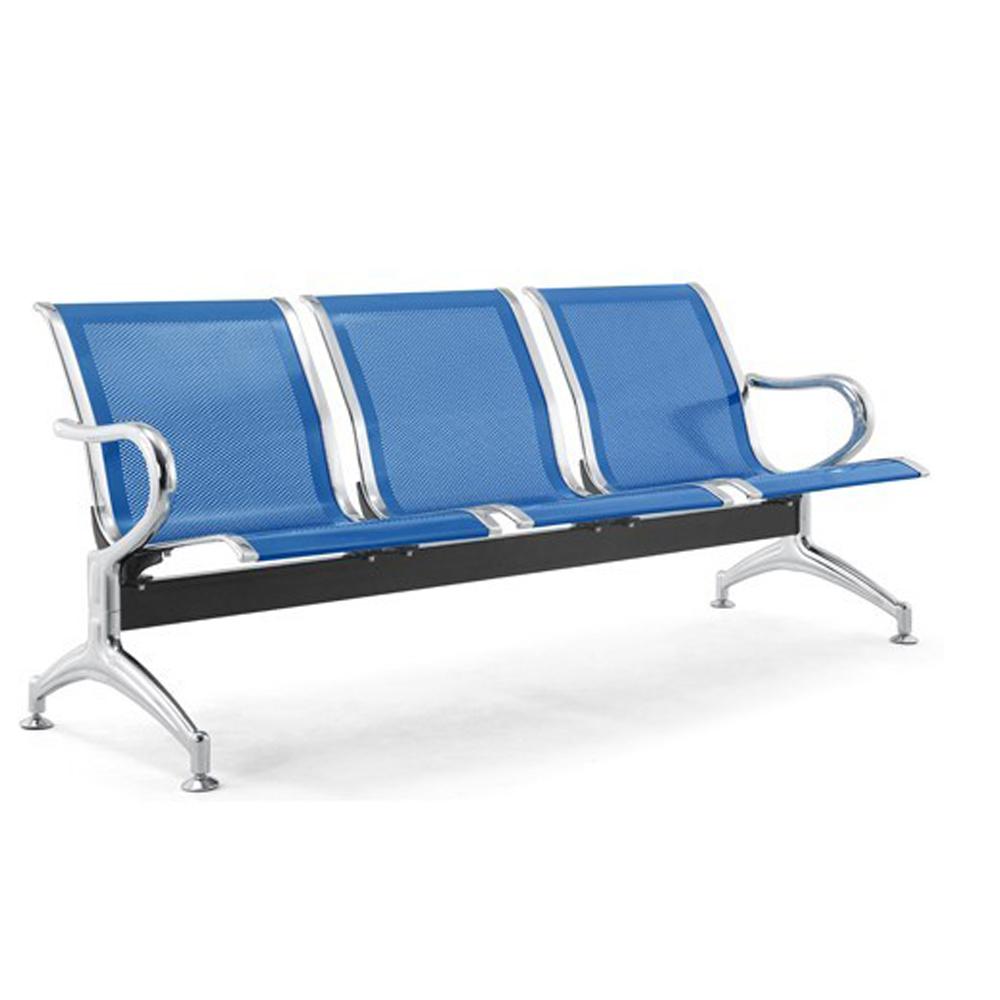 Waiting Chair : 3-Seater : 180x67x79cm, Ref