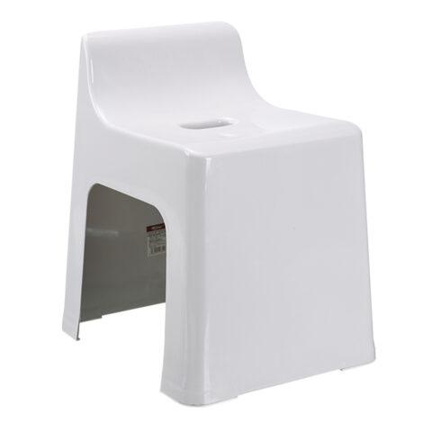 Benjamin Stackable Bath Chair; (34.5x26x41