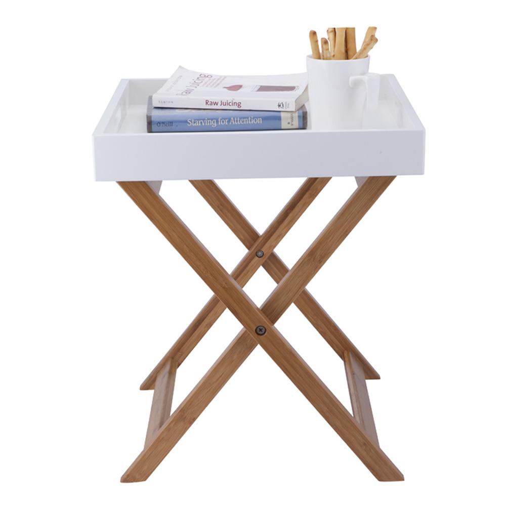 Index: Helga Bamboo Folding Tray; 40x40x46cm #170096847 1