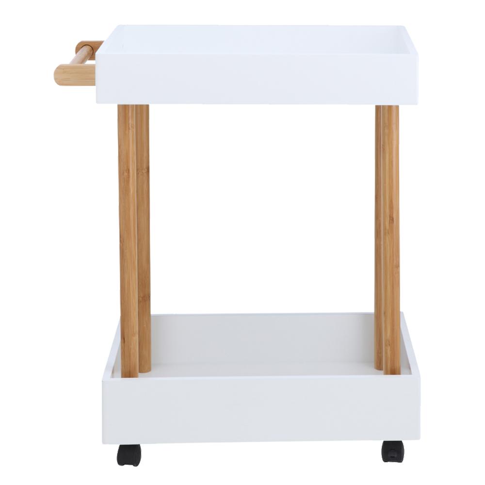 Index: Adreana 2-Tier Storage Cart; 50x30x60cm #170110178 1