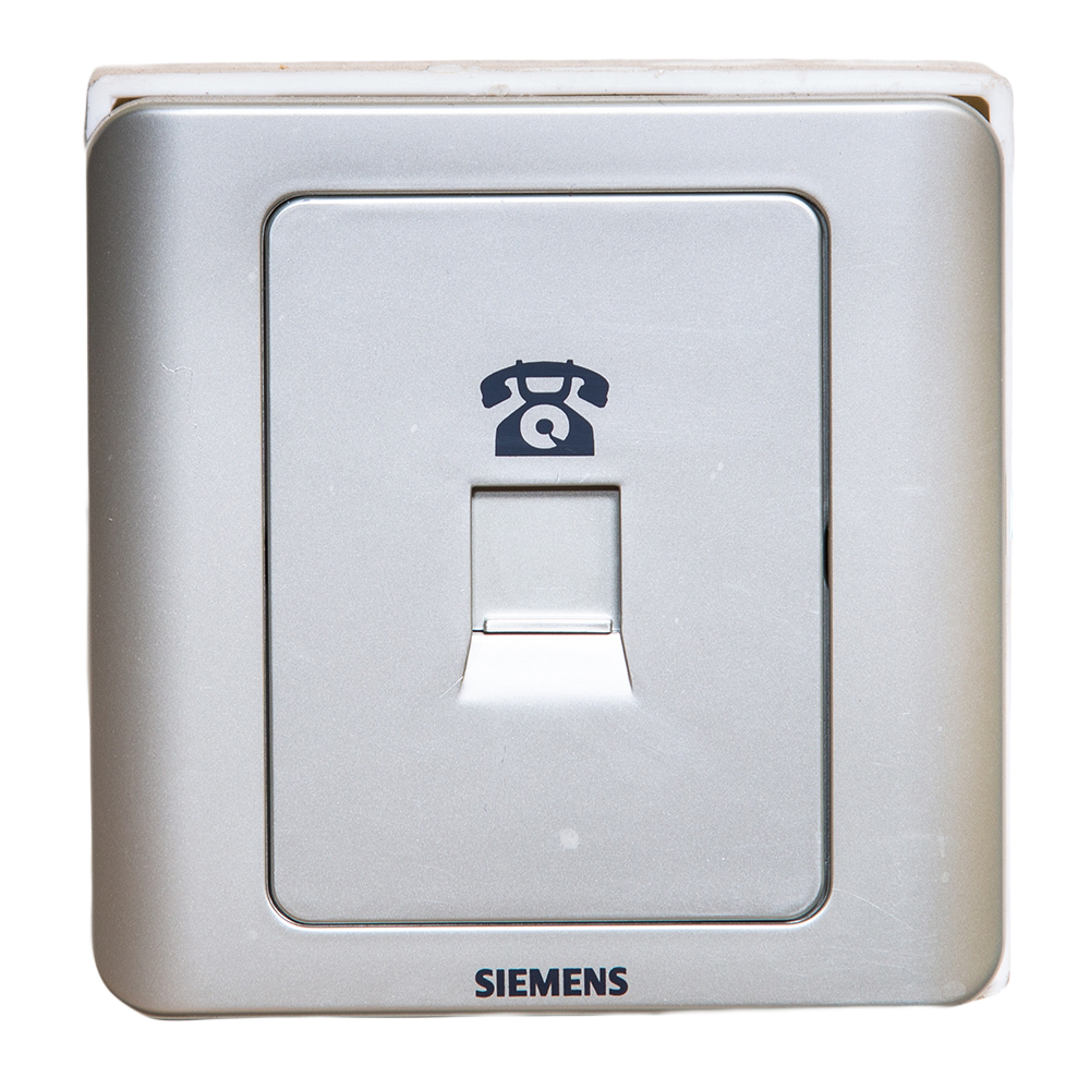Siemens: Telephone Outlet