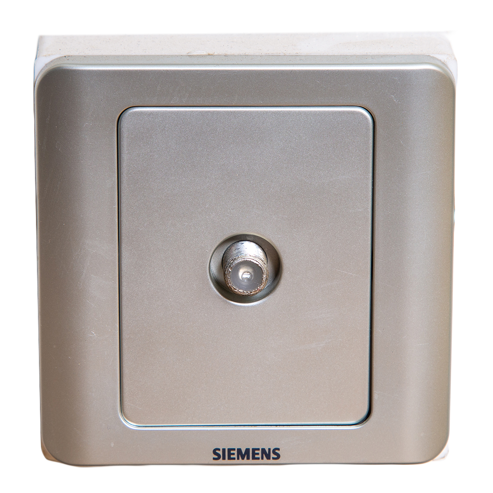 Siemens: TV Outlet 1
