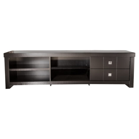 TV Cabinet: (180x45x50)cm, Black 1