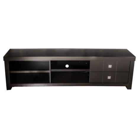 TV Cabinet: (180x45x50)cm, Black