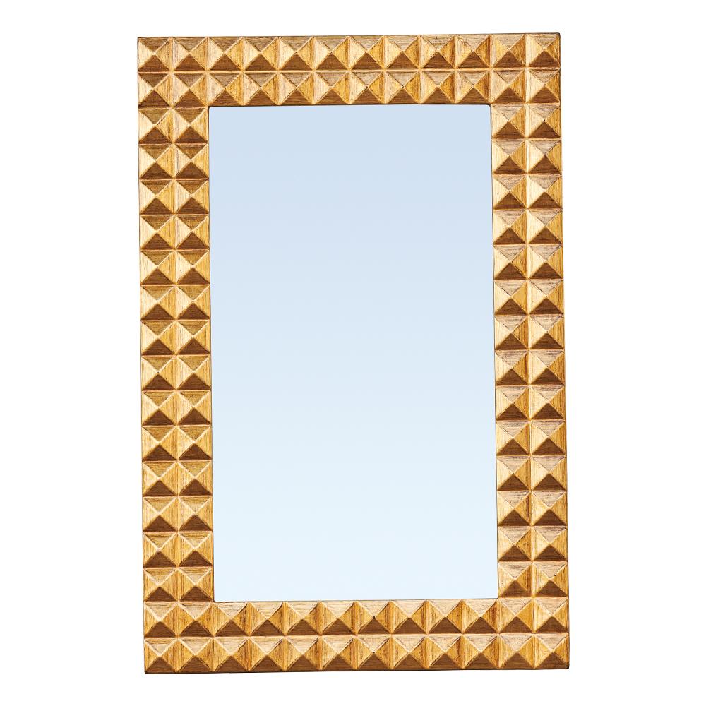 Decorative Wall Mirror With Frame:92x61x3
