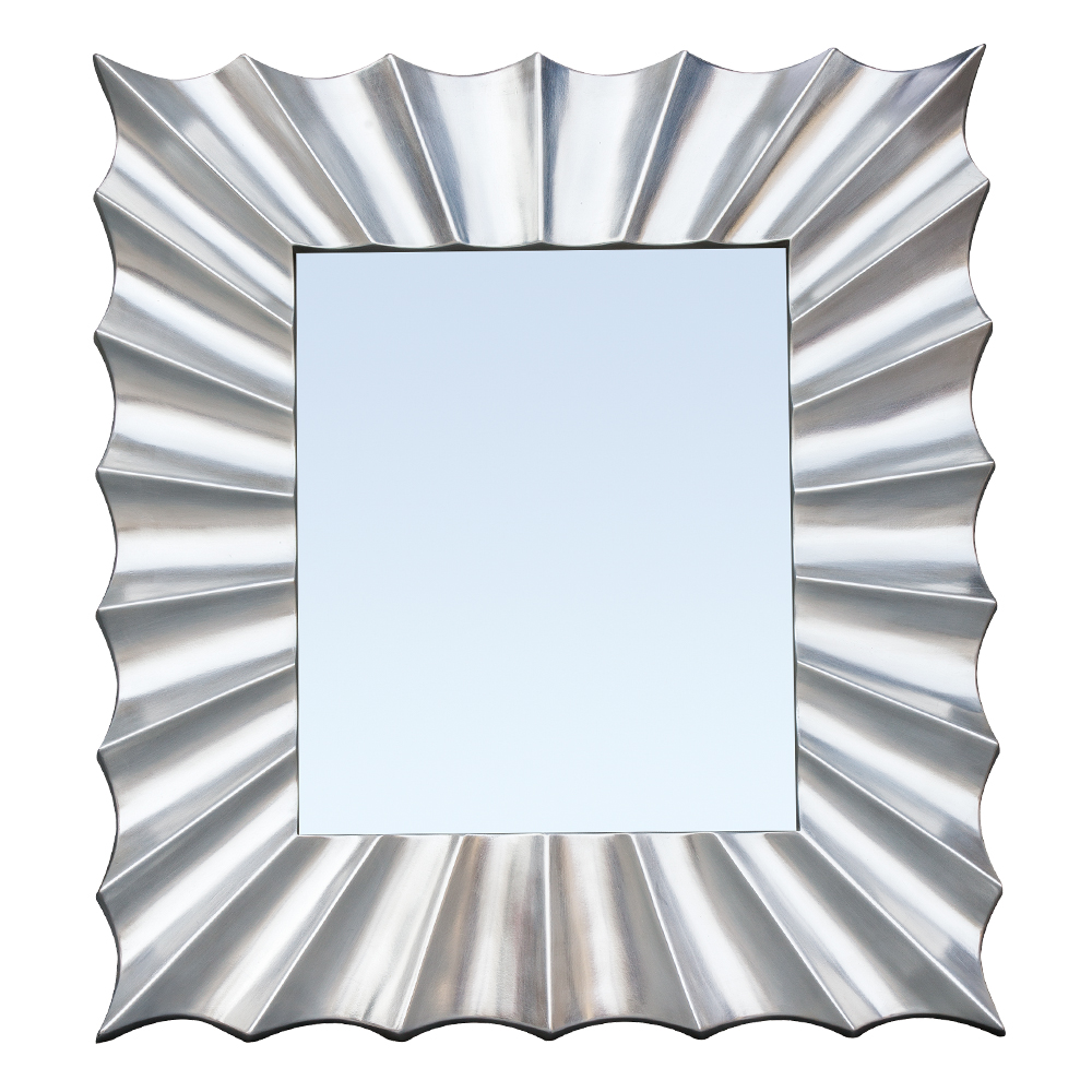 Decorative Wall Mirror With Frame:99x89x5cm #FP-044 1