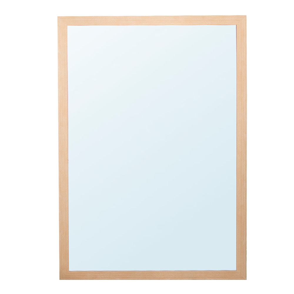 Domus: Wall Mirror With Frame: 60x90cm Ref