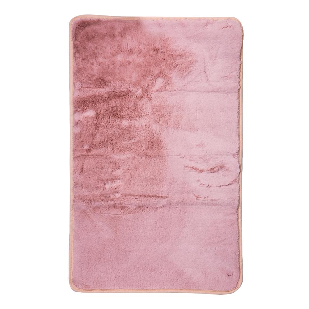 DOMUS: Faux Fur Bath Mat; 50x80cm 1
