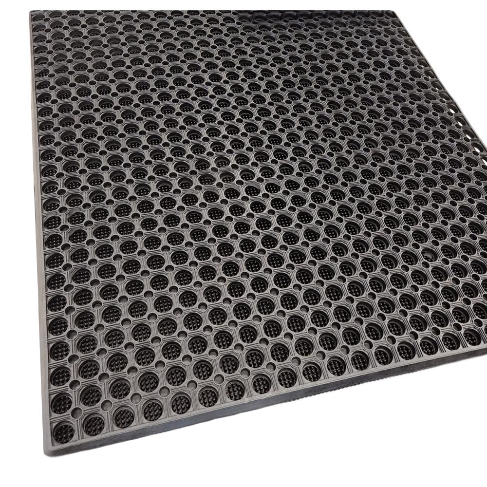 Viair: Rubber Hole Door Mat: 90x150cm Ref
