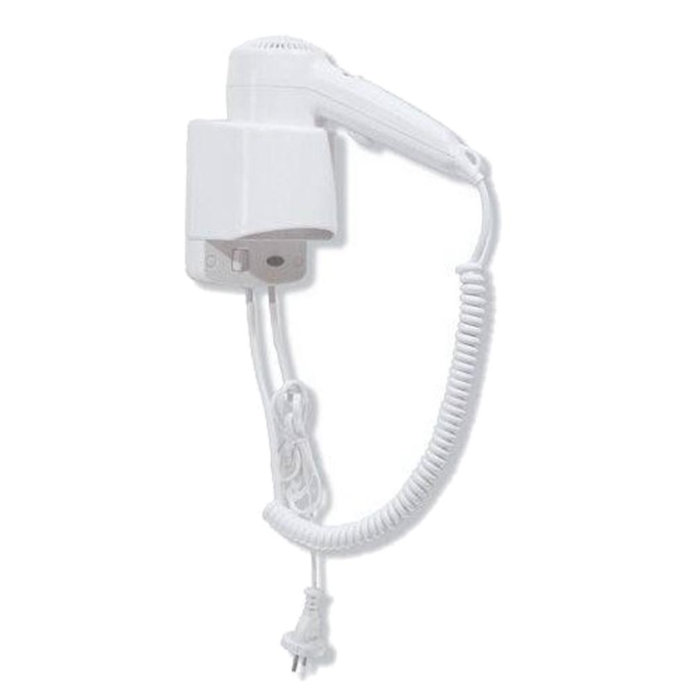 Mediclinics: Hair Dryer : 1200W White ABS #SC0020 1
