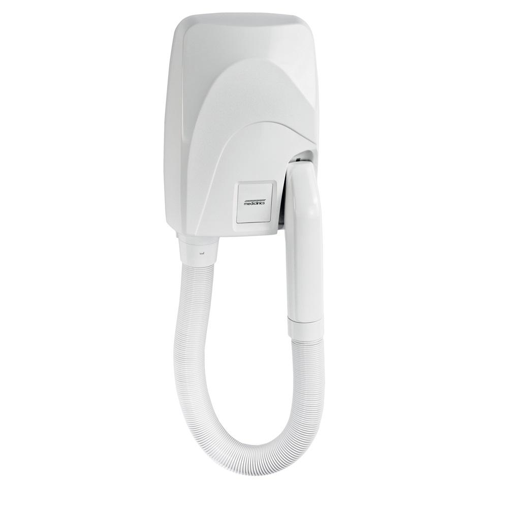 Mediclinic: Hair Dryer: White, Polycarbonate #SC0087 1