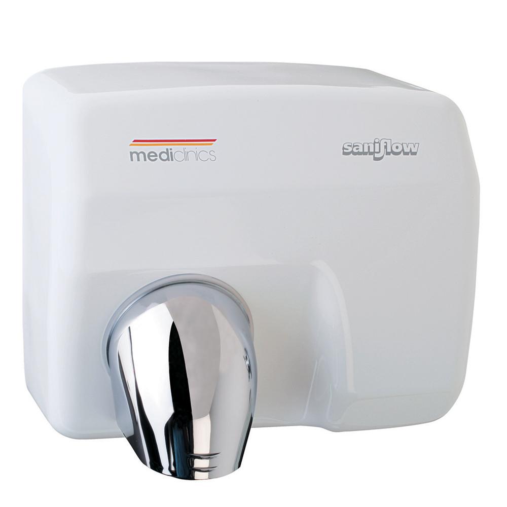 Mediclinics: Saniflow: Auto Hand Dryer 2