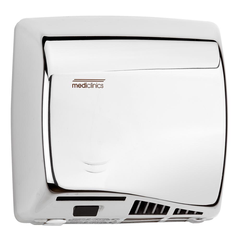Mediclinics: SpeedFlow: Auto Hand Dryer: S/S Bright #M06AC 1