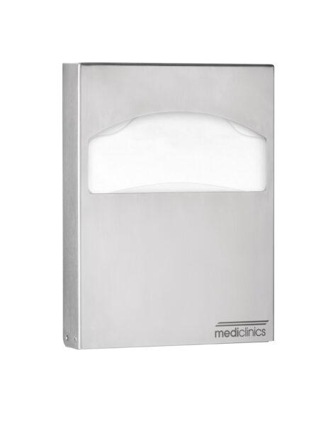 Toilet Seat Cover Dispenser, Satin 1