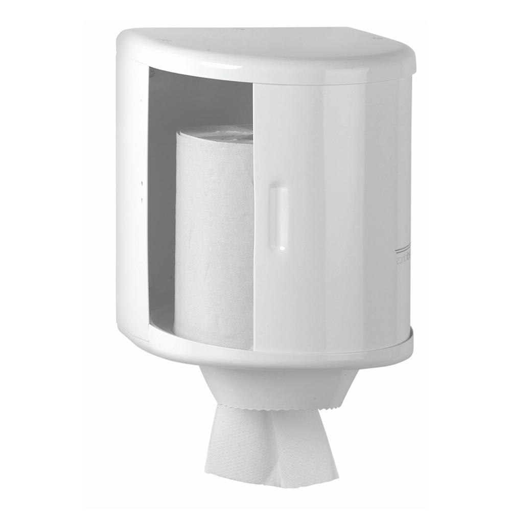 Mediclinics: Centre Pull Tissue Dispenser: White #DT0303 1