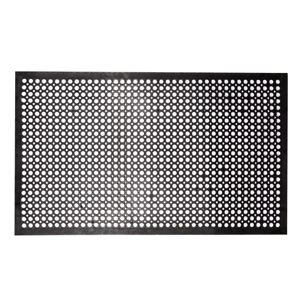 Rubber Floor Mat: 1mx1