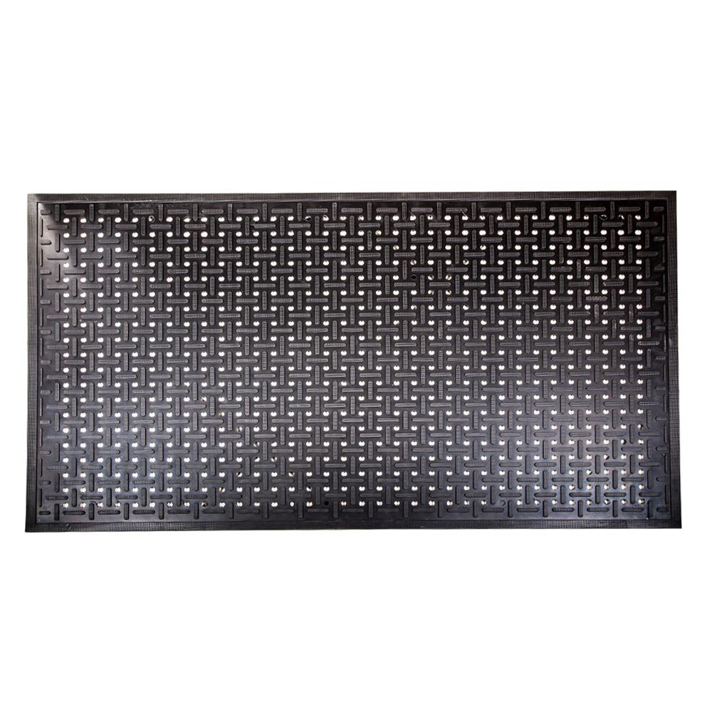 Rubber Mat: 1.5mx0