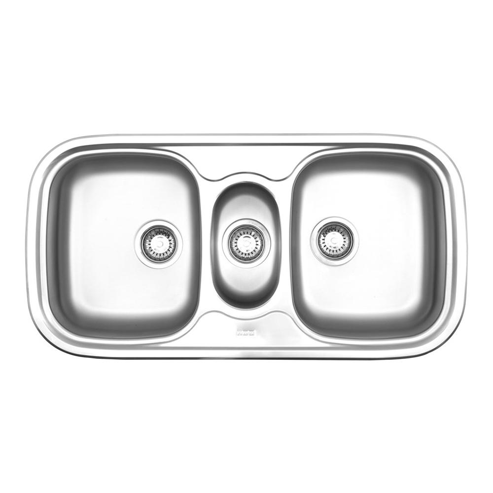 Franke: Quinline: SS Kitchen Sink 2