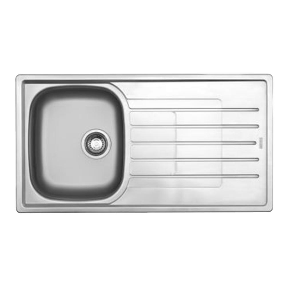 Franke: Cascade: SS Kitchen Sink SB/SD,92