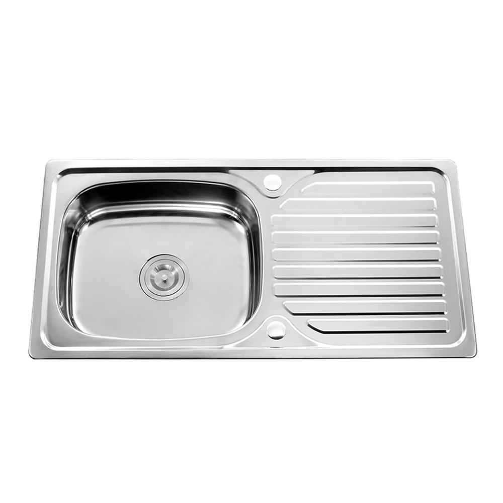 YINGTAO: S/Steel Kitchen Sink + Waste: SB/SD #YTS9045A 1