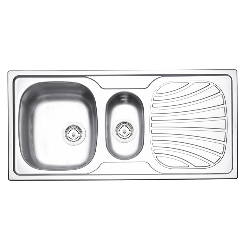Tramontina: S/Steel Inset Kitchen Sink: 1