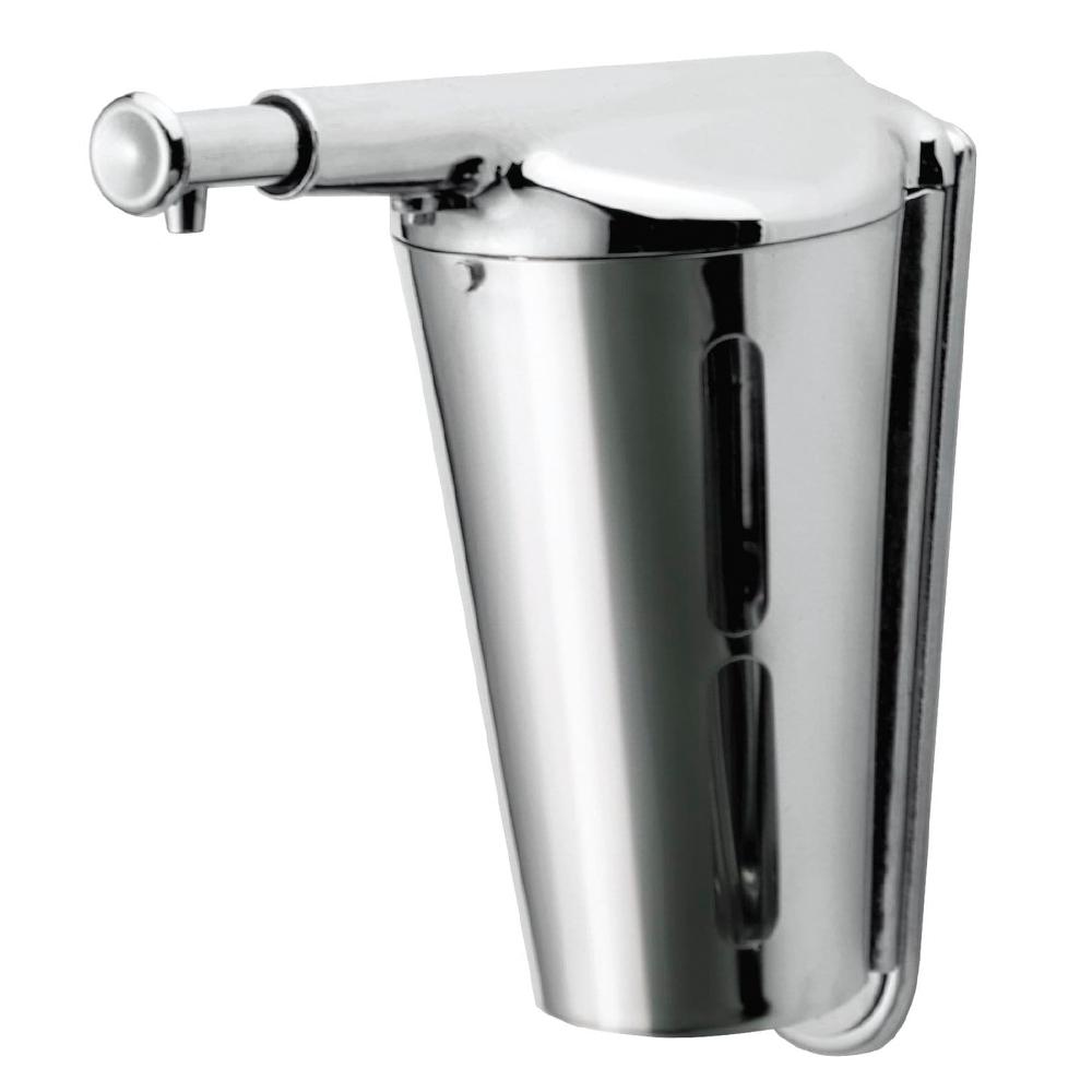 Mediclinics: Conical Soap Dispenser, SS Polished #DJ0110C 1