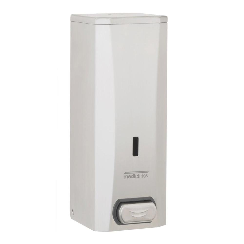 Mediclinics: Soap Dispenser: 1500ml, Satin #DJ0040CS 1