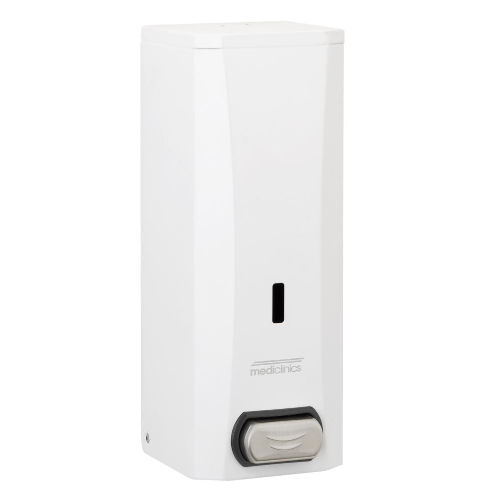 Mediclinics: Soap Dispenser: 1500ml, White #DJ0040 1