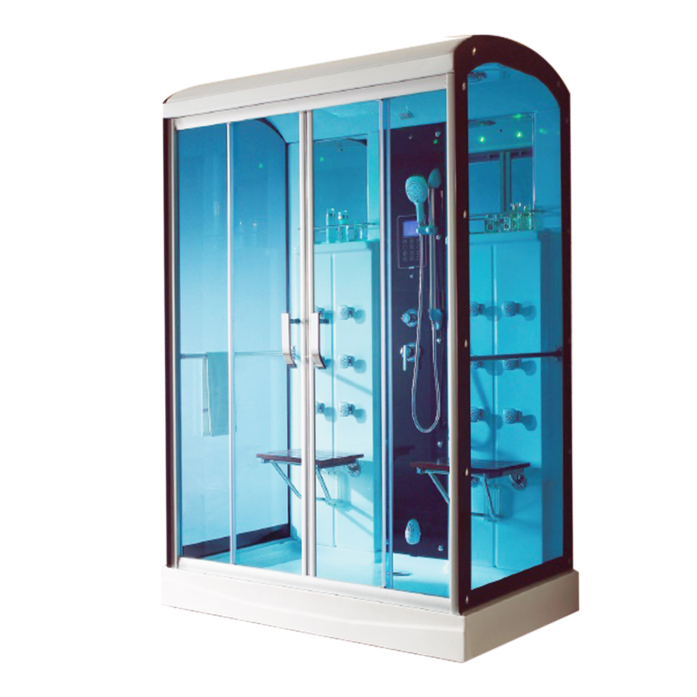 NTH: Steam Room + Computer & Remote Control + Radio + Phone + Folding Stool; 150x95x225cm #MY-2274 1