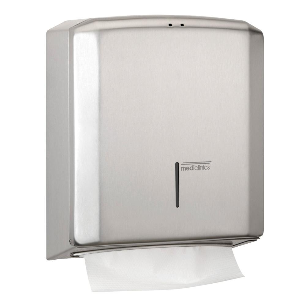 Mediclinics: Paper Towel Dispenser: Satin #DT2106CS 1