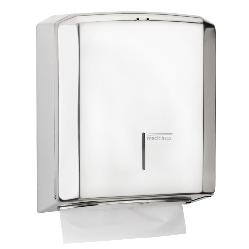 Mediclinics: Paper Towel Dispenser: Bright #DT2106C 1