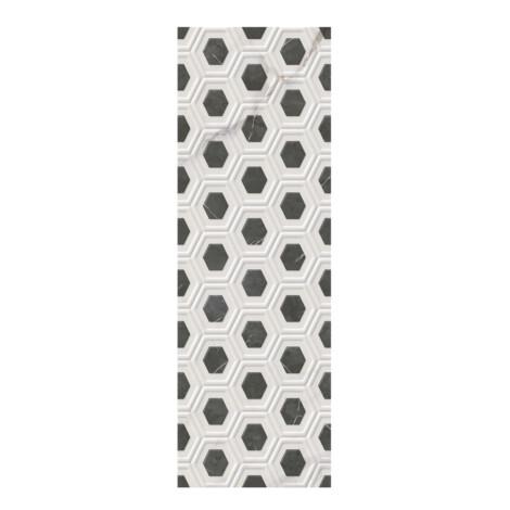 Sempre Hexagon: Ceramic Tile (25.0×75