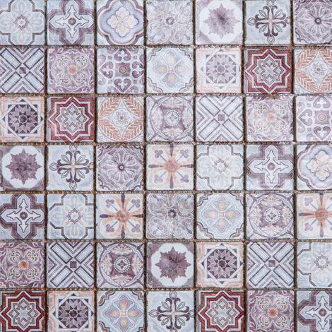 JN191027: Stone Mosaic Tile (30.5×30