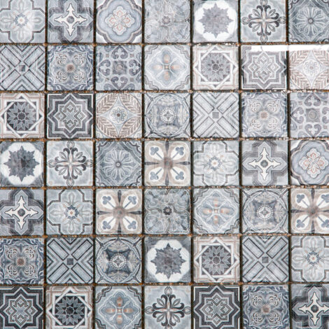 JN191023: Stone Mosaic Tile (30.5×30