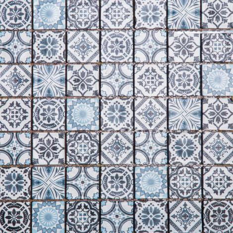JN191026-1: Stone Mosaic Tile (30.5×30