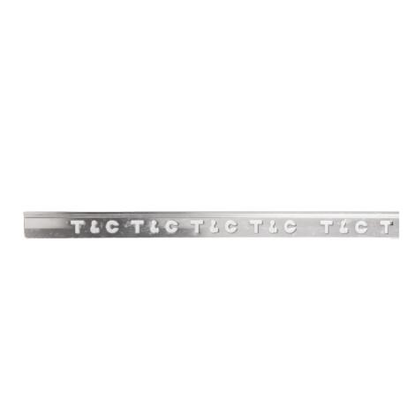 Hero: Aluminium Tile L-Trim: Silver Polish 12mmx3mtr 1