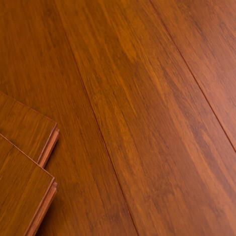 Strand Woven Bamboo Skirting: (185×9.6×1