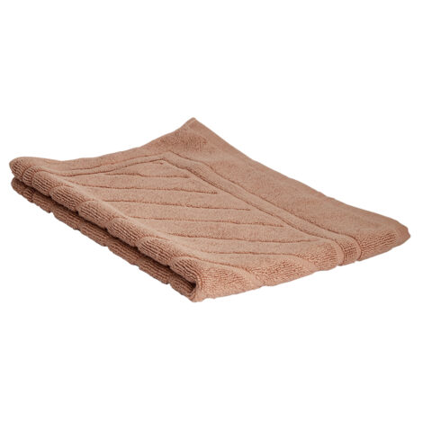 Liner Towel Rug; (43×71)cm, Brown 1