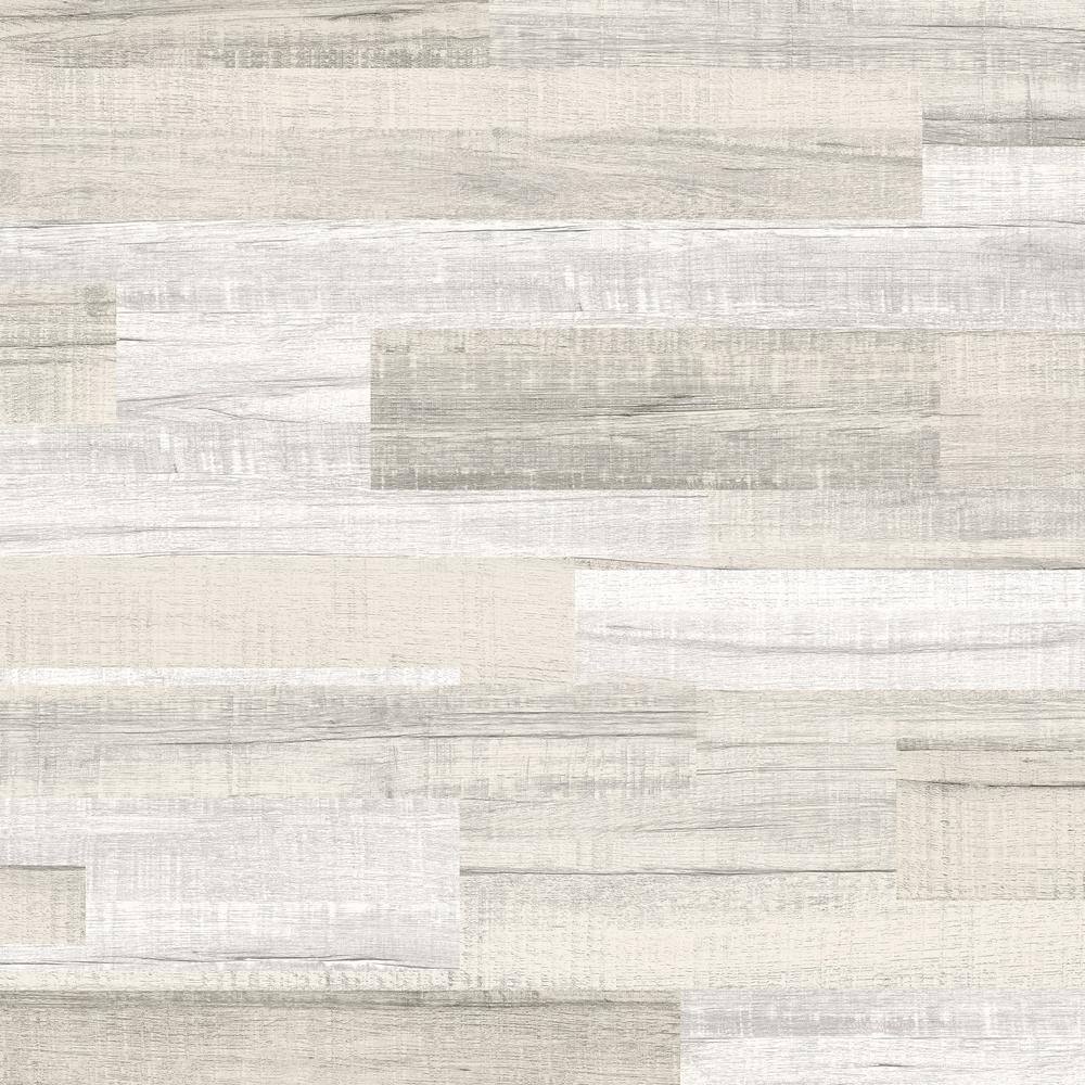 Downham Grey: Matt Porcelain Tile (15.0×60