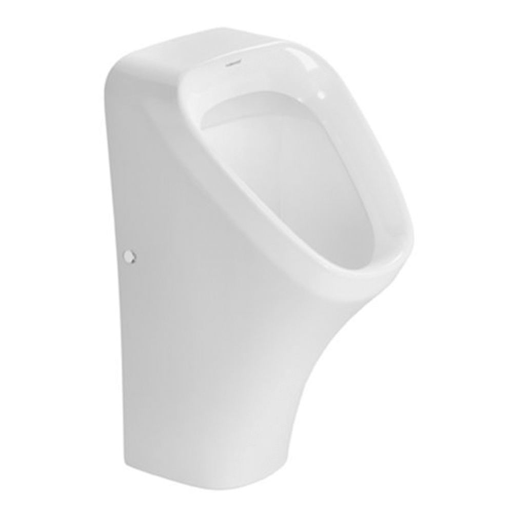 DuraStyle: Urinal Bowl: Concealed Inlet, White 1