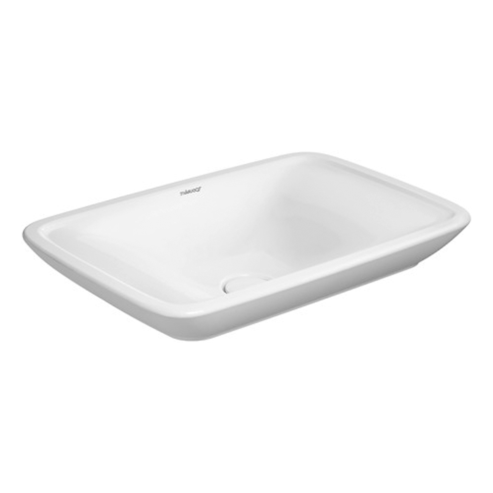 Puravida: Counter Top Basin: White, 70cm 1