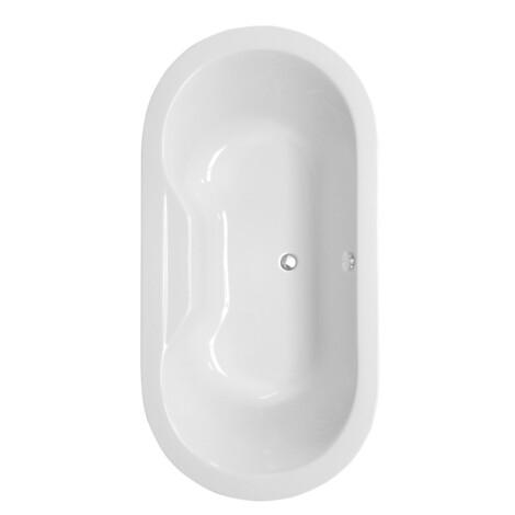 Tonga: Bath Panel: (180x90)cm, White